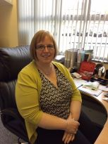 Mrs S Hall - Clerical Assistant