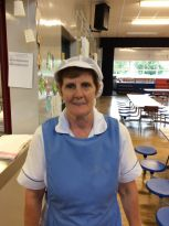 Mrs J Archer - Kitchen Assistant and Caretaker