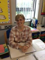 Mrs C Talbot  - P3 Teacher (Monday to Wednesday)