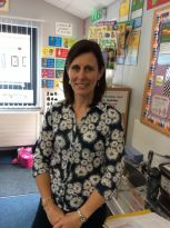 Mrs J Thompson  - P6 Teacher