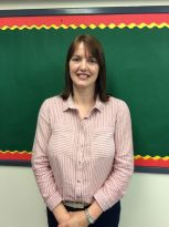 Mrs H Burns - P7 Classroom Assistant