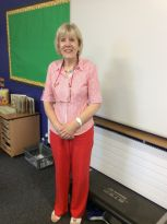 Mrs S Moore  - P1 Teacher