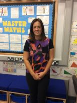 Mrs B McKenzie - P7 Teacher / Vice Principal