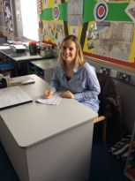 Mrs J Patterson - P4 Teacher